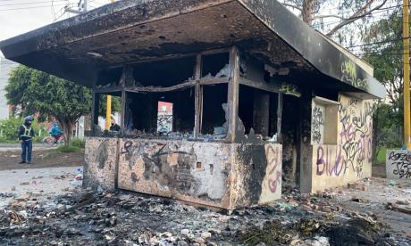 En video | Ocho muertos dejan 26 protestas en Bogotá y otras ciudades