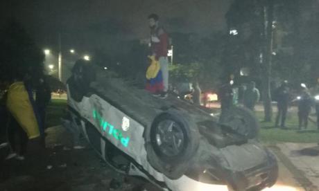 Autoridades reportan 397 heridos por desmanes en diferentes ciudades del país