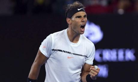 Rafael Nadal confirmó su presencia en el Másters 1000 de Roma.
