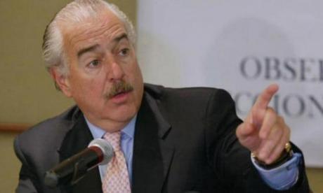 Pastrana pide a JEP expulsión para jefes de Farc que mientan