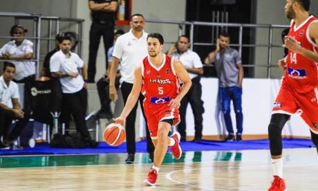 Gianluca Bacci es uno de los líderes de la plantilla de Titanes.