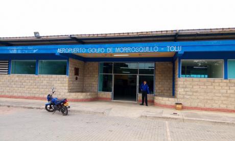 Piden celeridad en obras de aeropuertos en Sucre