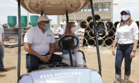 En Polonuevo y Baranoa tendrán agua 24 horas