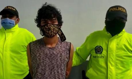 En video   Policía recaptura a alias Pichurria por hurto