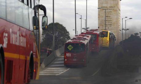 Unas 3.900 personas han muerto este año en Bogotá por contaminación del aire
