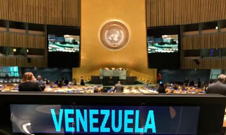 Misión Internacional denuncia ante ONU crímenes contra humanidad en Venezuela