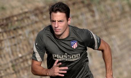 ¿Qué le pasó a Santiago Arias en el Atlético?