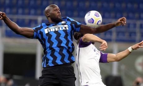 Lautaro, Lukaku y Alexis dan al Inter un triunfo 4-3 ante Fiorentina