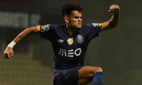 Luis Díaz se sumó a la fiesta en goleada del FC Porto