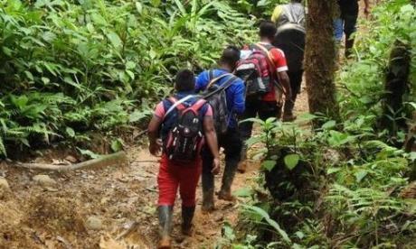 Suben a seis los muertos por enfrentamiento entre grupos armados en Tumaco