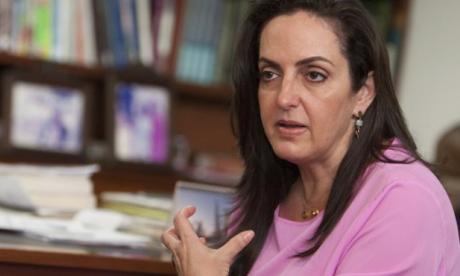 Fecode responde a tuit sin ortografía sobre la educación de María F. Cabal