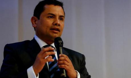 Rafael Guarín, consejero presidencial para la Seguridad.