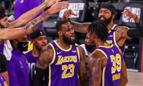 Lakers, con LeBron James, parten favoritos a conseguir el título ante Heat