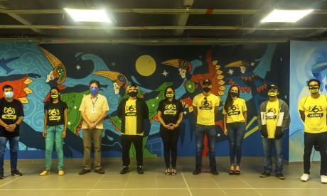 Killart: 634 metros cuadrados de arte urbano en la ciudad