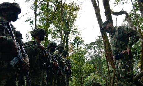 En Córdoba reportan combates entre el Ejército y el 'Clan del Golfo'