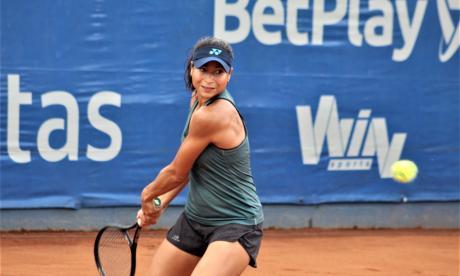 María Fernanda Herazo consiguió el tricampeonato: ganó Open de Armenia
