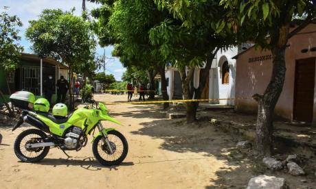 Sicarios asesinaron a alias el Meme en el barrio Villa Esther, de Malambo