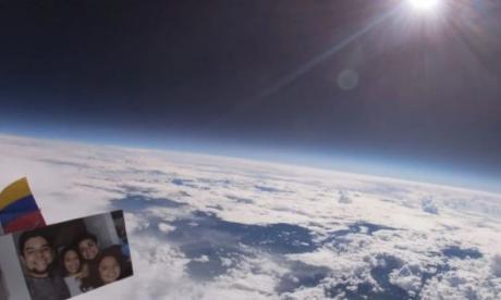 Gobierno no ha dicho que 'lanzar globos a la estratósfera es delito'