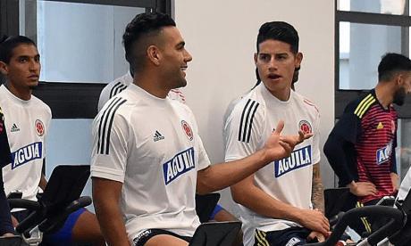 """""""Que el partido de hoy no se convierta en un riesgo"""": Falcao"""