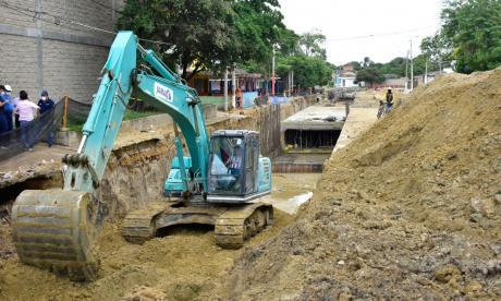 En video   En Barranquilla se han canalizado 67,8 kms lineales de arroyos