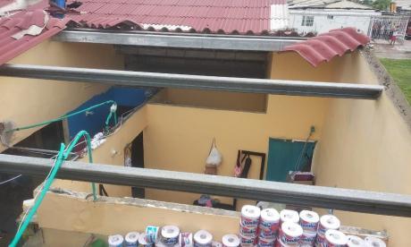 Onda tropical causó vendavales en La Pradera y Galapa: Ideam