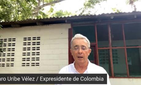 En video   Uribe pide insistir en derogar la JEP y reformar Acuerdo de Paz