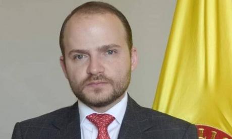 Duque designa a Francisco Chaux como nuevo viceministro de Justicia