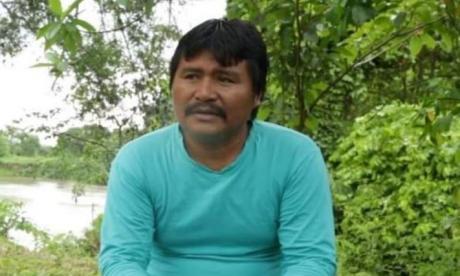 Líder indígena dado por muerto en Córdoba, fue hallado con vida