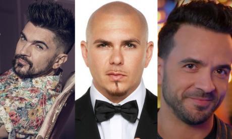 Juanes, Pitbull y Luis Fonsi actuarán en el homenaje de los latinos de la CBS