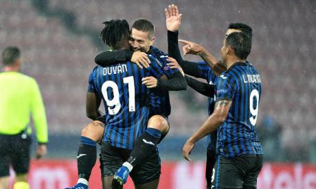 En video | Muriel y Zapata lideran la victoria del Atalanta en 'Champions'