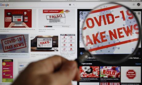 América Latina, la más afectada por epidemia de noticias falsas sobre Covid