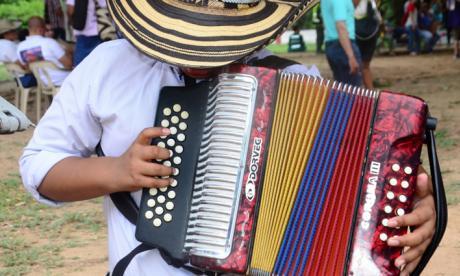 Las melodías que unen el flamenco y el vallenato
