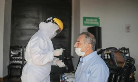 """No vamos a decretar cuarentena"", dice alcalde de Cartagena"