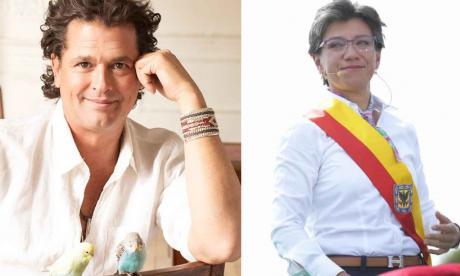 Vives y Claudia López, entre los más influyentes en la defensa del clima