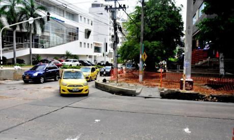 Reportan caso de intolerancia en una construcción en el norte de Barranquilla