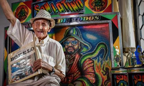 En video   El picotero centenario que goza como joven