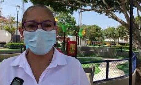 Anuncian limpieza en el cementerio  en Galapa