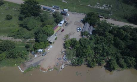 Gobernación anuncia acciones para atender emergencia en Salamina