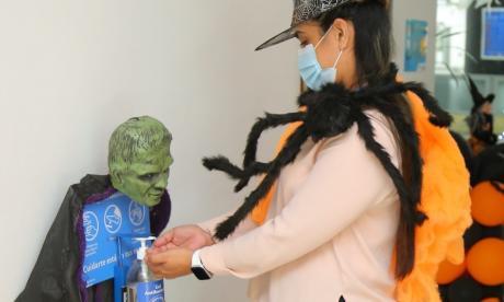 """""""A celebrar Halloween y el Día de los Angelitos en casa"""": Elsa Noguera"""