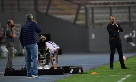 El equipo del exjuniorista Marcelo Méndez empata en la Sudamericana