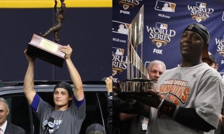 Desde Édgar Rentería, un campocorto no era MVP de la Serie Mundial