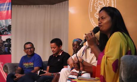 Mincultura apoya medios comunitarios que narran sus territorios