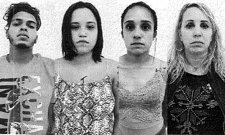 Capturan a cuatro estadounidense en Cartagena con 8 kilos de anfetaminas