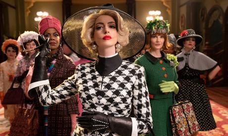 En video   Anne Hathaway disfrutó siendo la malvada en 'The Witches'