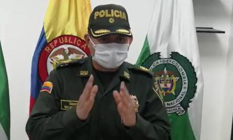 Policía en Sucre reitera llamado a mantener el distanciamiento social