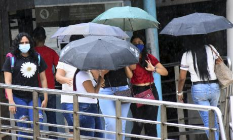 Alerta por emergencias invernales en la región Caribe