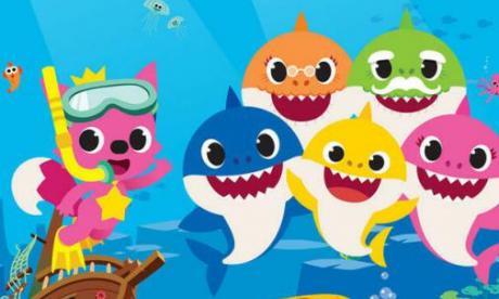 """""""Baby Shark"""" supera a """"Despacito"""" y es el video más visto en YouTube"""