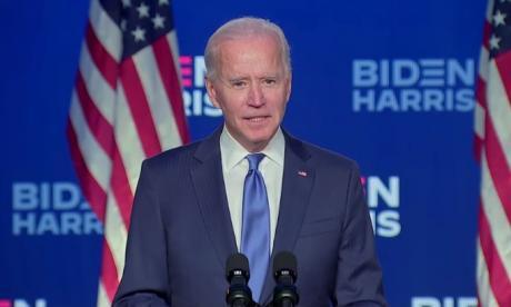 Vamos a ganar esta carrera con una clara mayoría: Biden