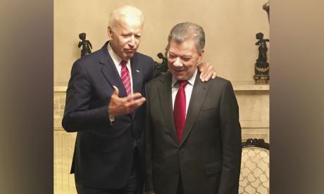 Así reaccionan líderes políticos y personalidades ante presidencia de Biden