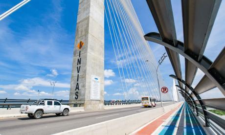 Puente Pumarejo conectará por medio de viaductos.